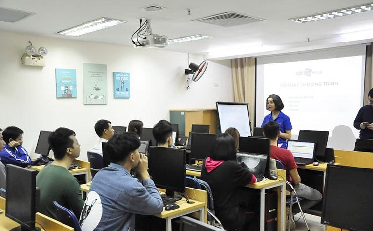 Khóa học lập trình Java tại Hà Nội